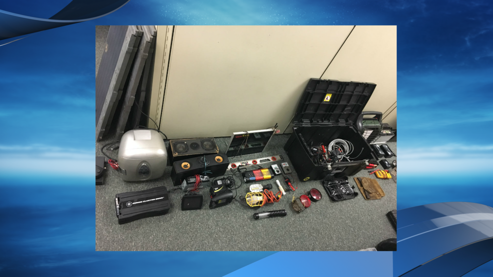Fayette Co  officials investigating after recovering dozens of