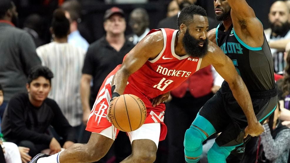3d975d8d547d Houston extends streak to 9 games with win over Hornets