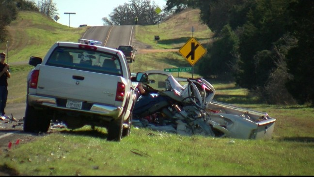 Driver in fatal Bastrop Co  crash charged with intoxication