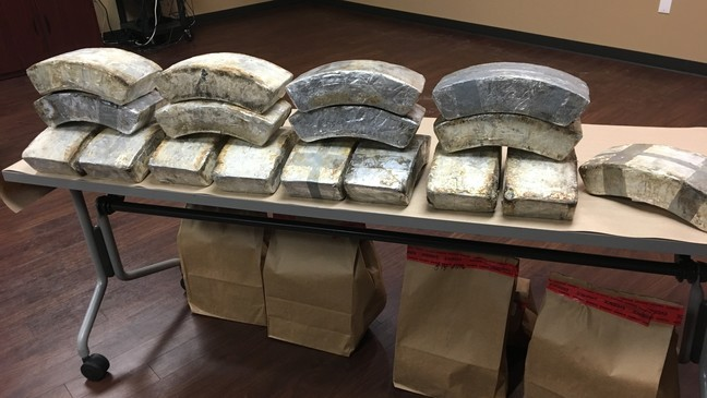 Fort Worth Drug Bust 2019