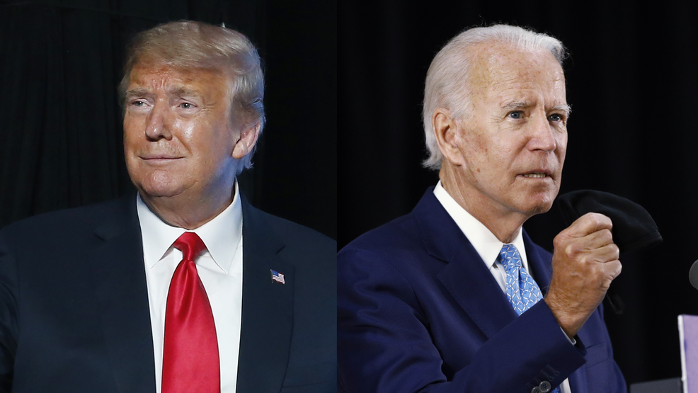Trump Biden Tied In Texas Less Than A Month From Election Day Poll Finds Keye Available in png and vector. trump biden tied in texas less than a