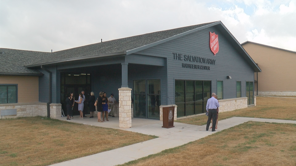 New Salvation Army shelter for women & children needs push