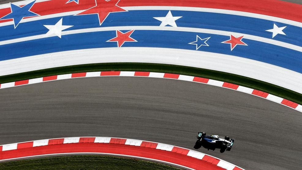 United States Grand Prix >> F1 Remains Confident In Us Grand Prix Future In Texas Keye