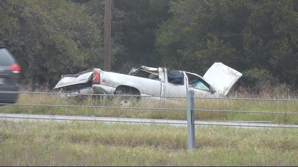 18-year-old man killed after truck goes off bridge on Hwy 71 in