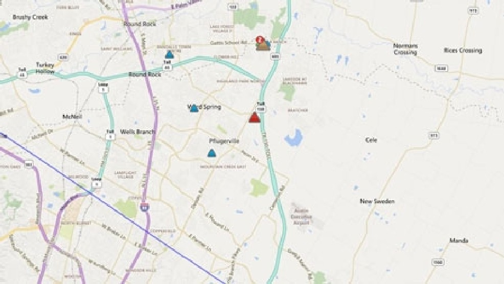 Major Power Outage Hits Pflugerville Keye
