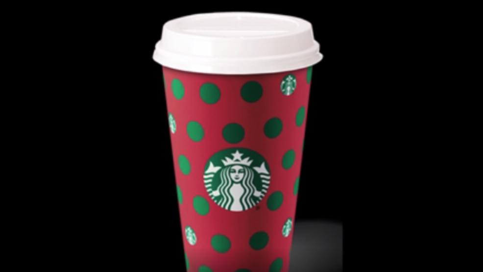 Starbucks To Release New Holiday Cups And Beverages Keye