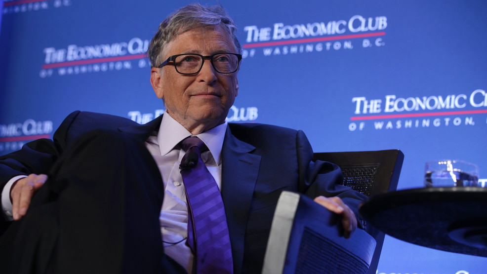 Poll 44 Of Republicans Think Bill Gates To Use Covid 19 Vaccine To Implant Tracking Chip Keye