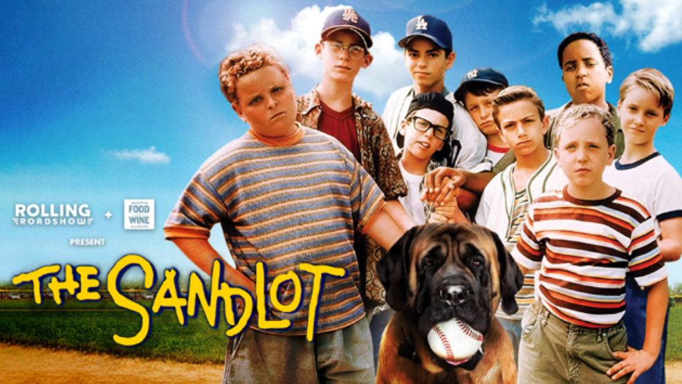 """The Sandlot"""" Movie Party with Cast Live in Person 