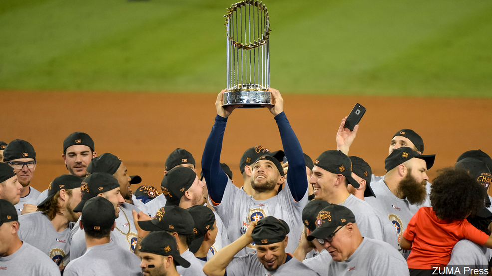 Astros Team >> Astros Manager Gm Suspended Through World Series For Team S