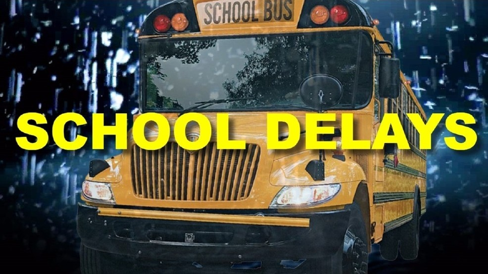 School closures and delays on Friday due to severe weather | KEYE